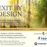Exit by Design - workshop