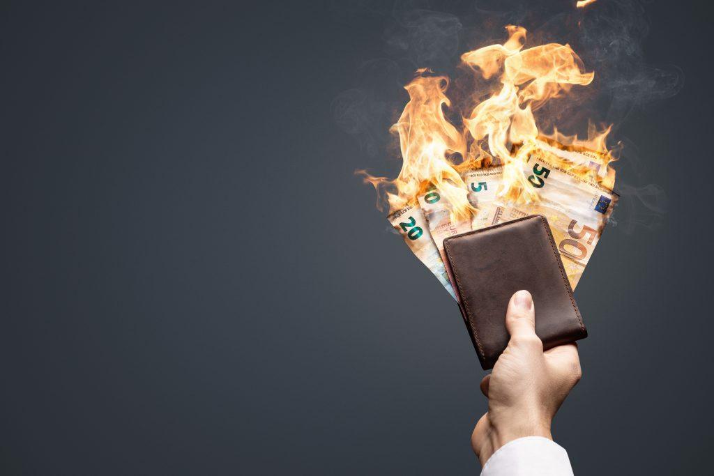 Burning Money Time value of Money  Troy Valuations Inc.